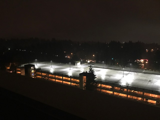 Hospital Rooftop Lighting Extra Effort Consulting Supply